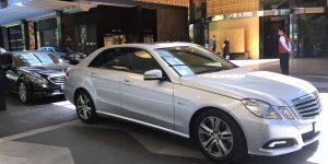 Chauffeur driven cars Melbourne fleet