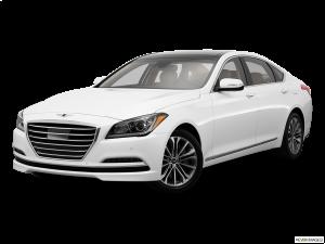 Chauffeur driven cars fleet Genesis