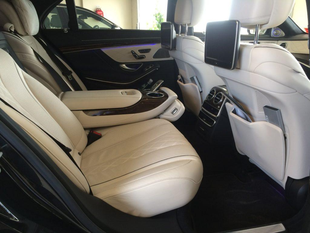 vha car interior