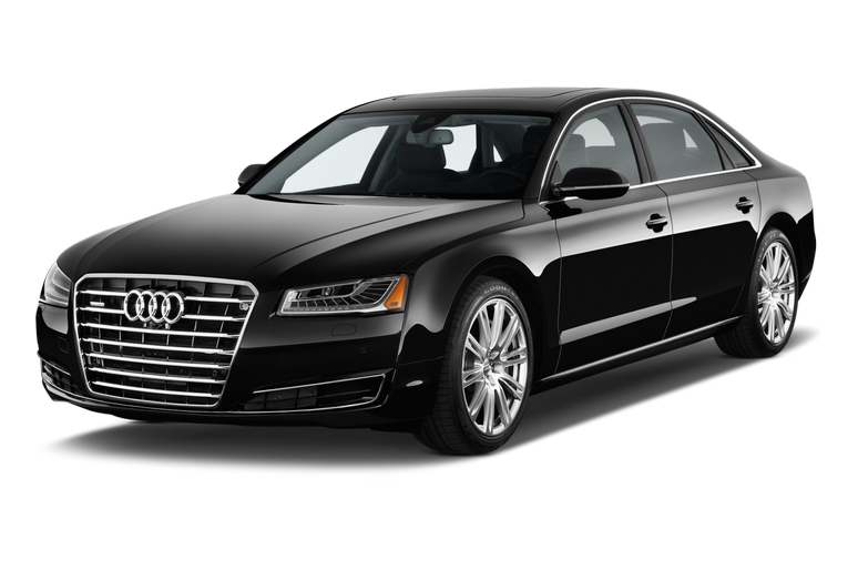 chauffeur driven cars audi black luxury