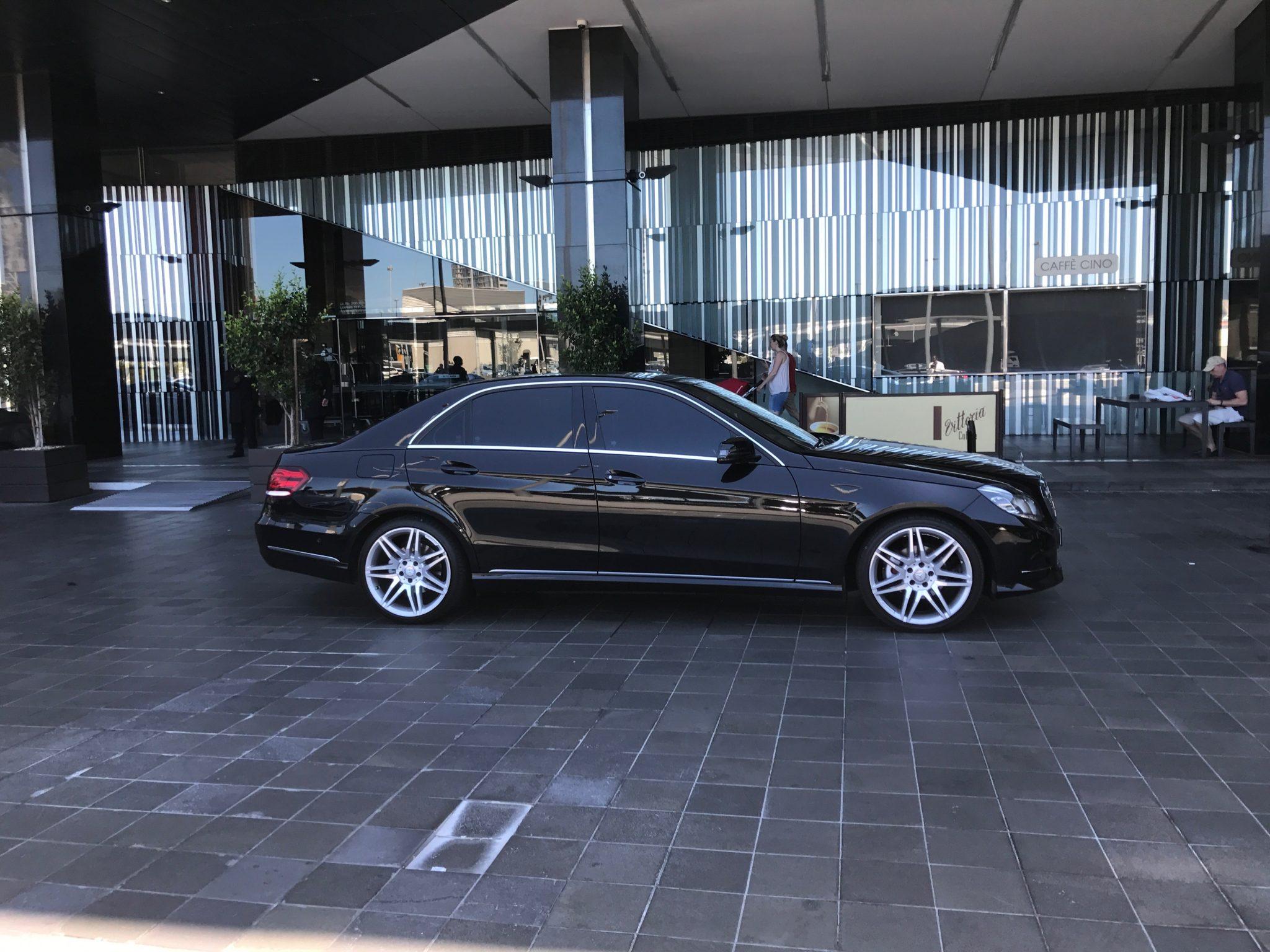 Luxury Car Hire Melbourne Victoria