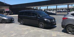 Chauffeur driven cars vans SUV Melbourne