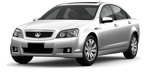 chauffeur driven cars holden caprice