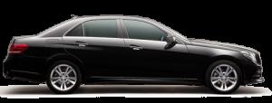 Mercedes E class chauffeur car hire