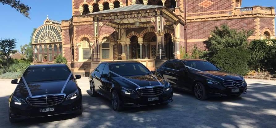 wedding cars geelong