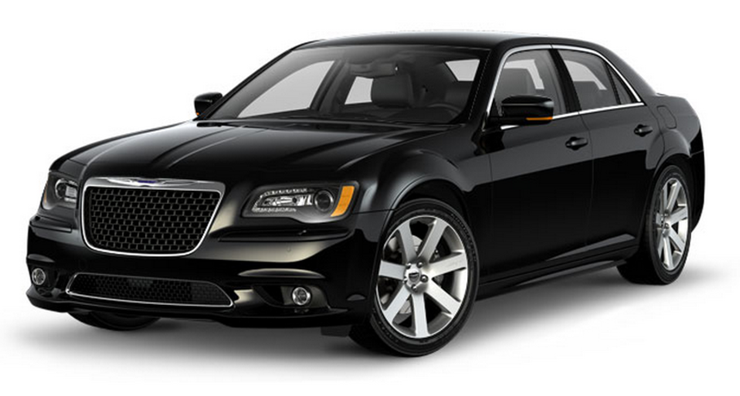 chauffeur driven car hire chrysler