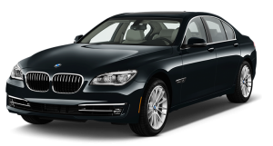 chauffeur driven cars Private luxury BMW