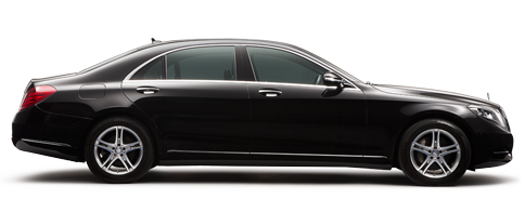 Chauffeur driven cars Yarra Valley Mercedes S class