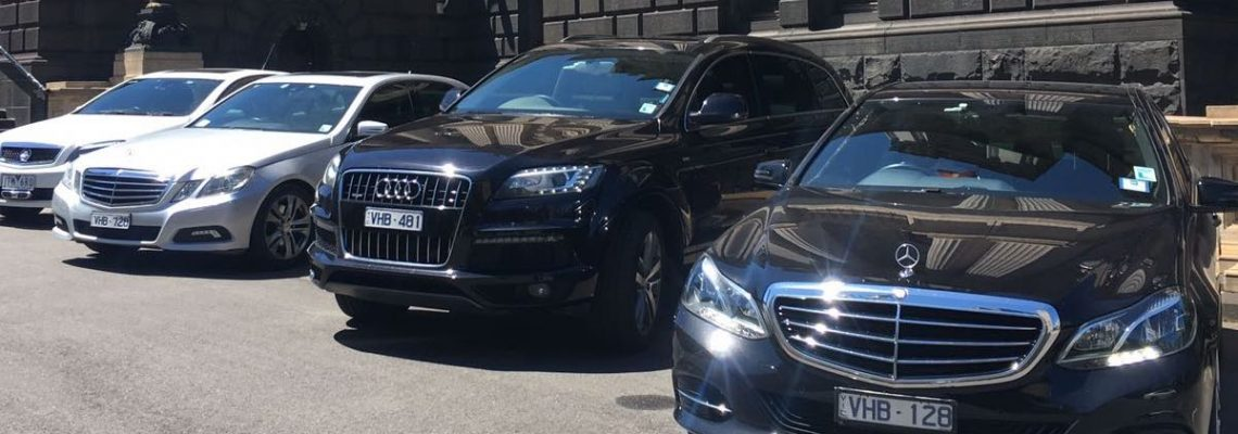 Link Luxury Airport Transfers Melbourne Fleet