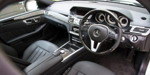 Mercedes e class chauffeur car Melbourne