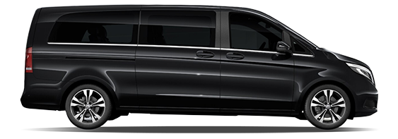 Mercedes V Class Chauffeur Van