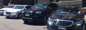 chauffeur link fleet for Melbourne airport transfers Sorrento fleet
