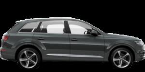 Chauffeur Driven SUV Audi Q7