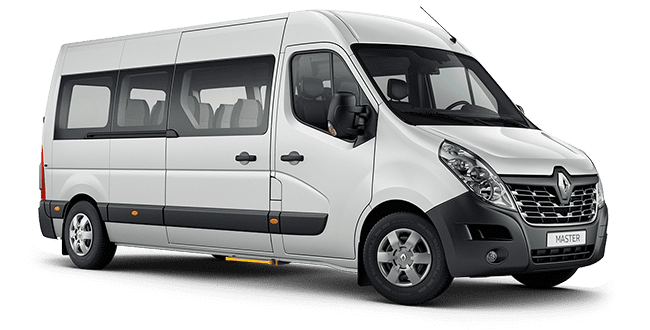 Chauffeur driven Renault Master By Chauffeur Link Melbourne