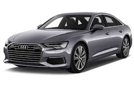 Audi A6 European executive sedan By Chauffeur Link