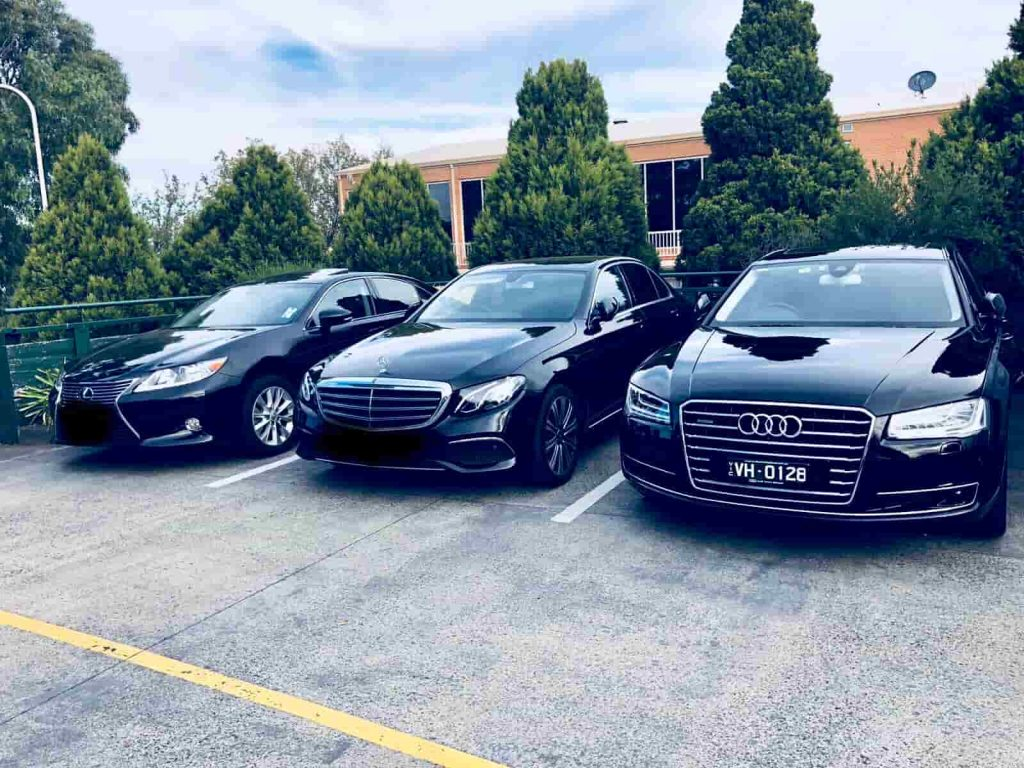 Chauffeur Link Melbourne weddings Cars