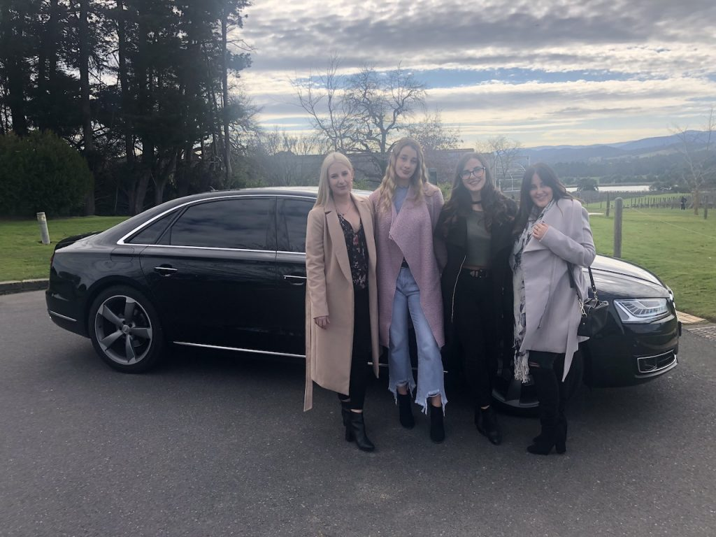 Chauffeured private tour Mornington Peninsula