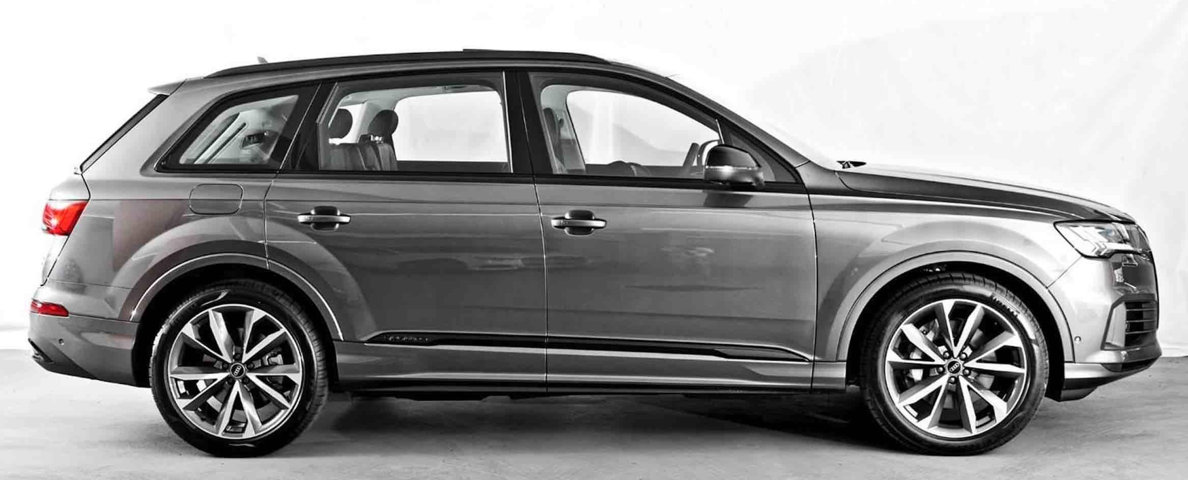 Chauffeur SUV Audi q7